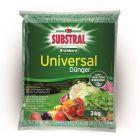 SUBSTRAL - univerzális műtrágya (3kg)