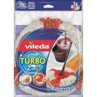 VILEDA EASY WRING&CLEAN TURBO 2IN1 - utántöltő fej pedálos felmosóhoz