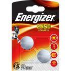 ENERGIZER - gombelem (CR2450, 3V, 2db)