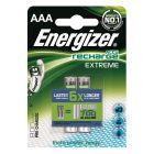 ENERGIZER - tölthető mikroakku (AAA, 800mAh, 2db)