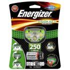 ENERGIZER - fejlámpa (LED, 3db AAA elemmel, 250lm)