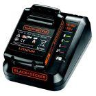 BLACK&DECKER 18V SYSTEM BDC1A15-QW - akkumulátor és töltő (18V, 1,5Ah)