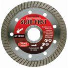 SLIM-FAST - gyémánt vágókorong (115mm)