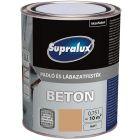 SUPRALUX BETON - padló- és lábazatfesték - homok 0,75L