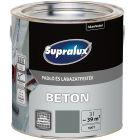 SUPRALUX BETON - padló- és lábazatfesték - sötétszürke 3L