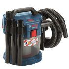 BOSCH PROFESSIONAL GAS 18V-10 - akkus porszívó (18V, akku nélkül)