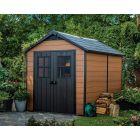 KETER NEWTON 7511 - műanyag kerti ház (228x350x252cm)