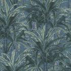 A.S. CREATION GREENERY - tapéta (dzsungel, kék-zöld)