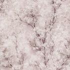 A.S. CREATION COSY&RELAX - tapéta (fák, rózsaszín)