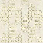A.S. CREATION URBAN GRACE - tapéta (geometriai minta, krém-arany)