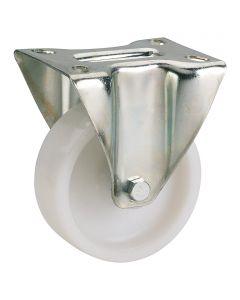 STABILIT - görgő (fix, 220kg, 125mm, fehér)