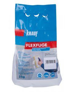 KNAUF FLEXFUGE - flexibilis fugázó (2kg, szürke)