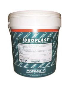 POLYGLASS IDROPLAST - bitumenes kenhető vízszigetelés (20kg)
