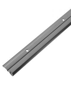 REGALUX EASY - fali konzol függősínhez (100cm, szürke)