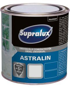 SUPRALUX ASTRALIN - univerzális zománcfesték - vörösesbarna (selyemfényű) 1L