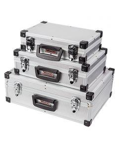 WISENT 3 IN 1 - alumínium koffer szett