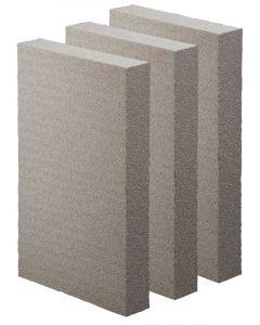 MULTIPOR - ásványi hőszigetelő lap (600x500x75mm)