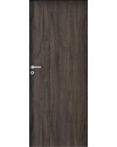 PORTA DECOR - beltéri ajtólap 90x210 (sötét tölgy-jobb)