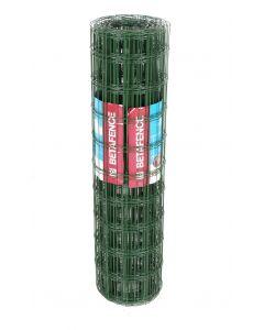 BETAFENCE PANTANET LIGHT - zöld horganyzott drótkerítés 100x2500CM