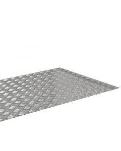 BIOHORT EUROPA - padlólemez (285,5x141,5cm, alumínium)