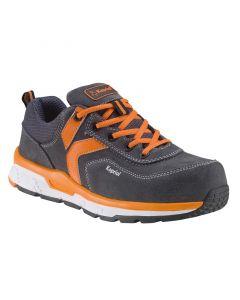 KAPRIOL WALKER S3 SRC - munkavédelmi cipő (szürke-narancs, 43)