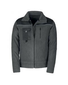 KAPRIOL SMART - munkavédelmi dzseki (polár, szürke, XXXL)
