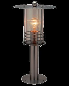 STARLUX SILVER STAR - kültéri állólámpa (1xE27, 45cm)