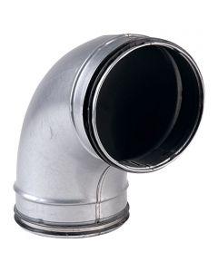 AIR-CIRCLE - flexibilis cső ív (Ø100mm, 90°)