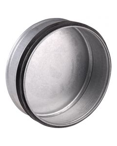 AIR-CIRCLE - flexibilis cső végfedél (Ø125mm)