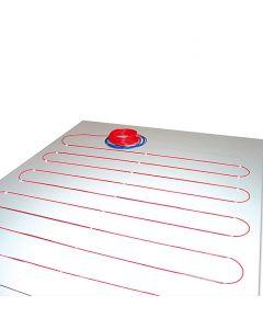 ADMIRAL E-POWER PROFI - padlófűtés (4100cm)