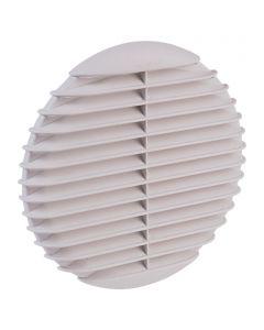 AIR-CIRCLE - szellőzőrács (Ø80-125mm, szúnyoghálóval)