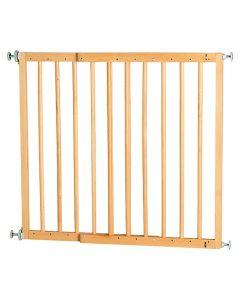 DOLLE SVEA - gyermekvédő rács (61-100x70cm, bükk)