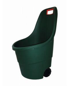 KETER EASY GO - kerti talicska 55L (zöld-narancs)