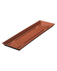 GELI - alátét balkonládához (60cm, terrakotta)