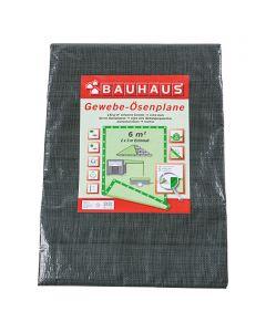 BAUHAUS - gyűrűs takaróponyva (2x3m, 140g/m2)