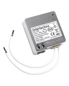 INTERTECHNO ITL-210 - vezeték nélküli fényerőszabályzó modul (30-210W)