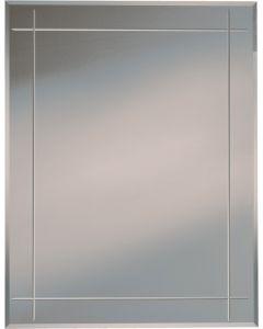 KARO - csiszolt falitükör (70x90cm)