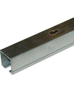 HBS BETZ - tolóajtó sín (alumínium, 80kg, 190cm)