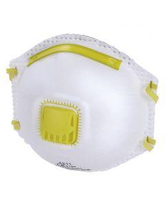 WISENT FFP1 V - szelepes finompor-maszk (3db)