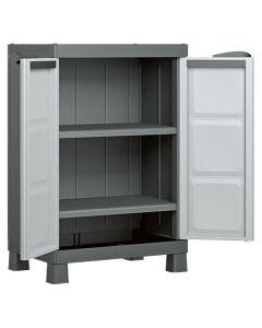 REGALUX - műanyag szekrény (2 polcos) 97x65x45cm