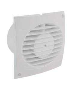 AIR-CIRCLE N39002 - fali ventilátor (Ø100mm, fehér)