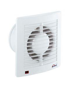AIR-CIRCLE N39220 - fali ventilátor (Ø125mm, fehér)