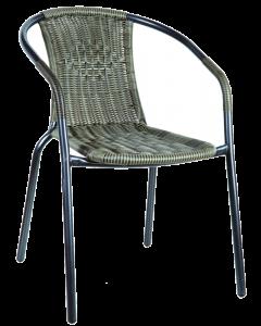 SUNFUN MAIKE - kerti szék (szürke)