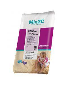 MIN2C - homokozóhomok kutya és macska távoltartóval (0-2mm, 25kg)