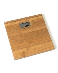 ATHENE - személymérleg (bambusz, max. 150kg)