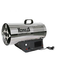 HERKULES - PB-gázos hőlégbefúvó (33kW, inox)