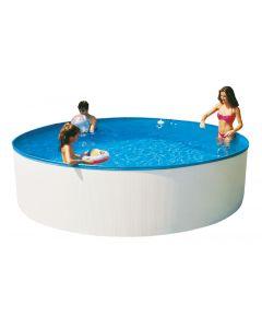 SUNFUN NEW SPLASH - merevfalú medence (Ø350x90cm, vízszűrővel)