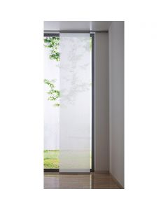EXPO AMBIENTE BASIC - lapfüggöny (60x300cm, fehér)