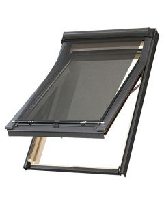 Hővédő roló (66x140cm, fekete)