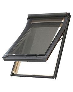 Hővédő roló (78x140cm, fekete)